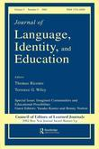 Imagined Communities and Educational Possibilities: A Special Issue of the journal of Language, Identity, and Education