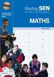 Meeting Sen in the Curriculum: Maths