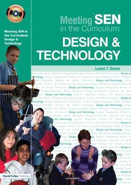 Meeting Sen in the Curriculum: Design & Technology