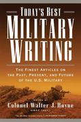 Today's Best Military Writing