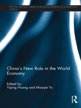 China S New Role in the World Economy