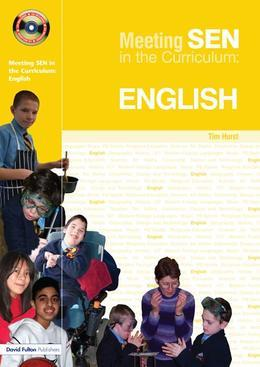 Meeting SEN in the Curriculum: English