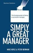 BSS: Simply a Great Manager