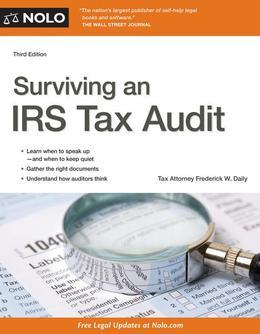 Surviving an IRS Tax Audit