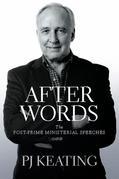 After Words: Post-Prime Ministerial Speeches