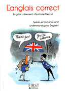 Petit livre de - Anglais correct