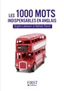 Petit livre de - 1000 mots indispensables en anglais