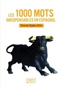 Petit livre de - 1000 mots indispensables en espagnol