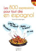 Petit livre de - 800 expressions pour tout dire en espagnol