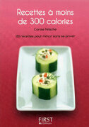 Petit livre de - Recettes  moins de 300 calories