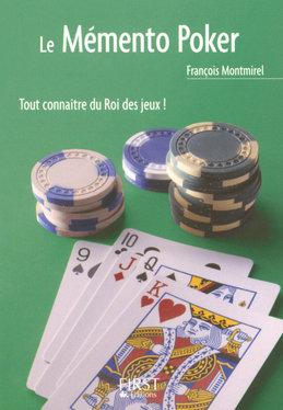 Petit livre de - Le mémento poker