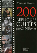 Petit livre de - 200 rpliques cultes du cinma