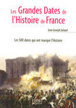 Petit livre de - Les grandes dates de l'histoire de France