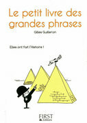Petit livre de - Les grandes phrases