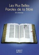 Petit livre de - Les plus belles paroles de la Bible