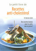 Petit livre de - Recettes anti-cholestrol
