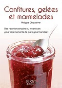 Petit livre de - Confitures, geles et marmelades