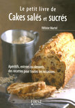 Petit livre de - Cakes sals et sucrs