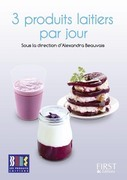 Petit livre de - 3 produits laitiers par jour