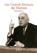 Petit livre de - Grands discours de l'histoire