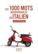 Petit Livre de - 1000 mots indispensables en italien