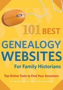 101 Best Genealogy Websites for Family History Research: Top Online Tools to Find Your Ancestors