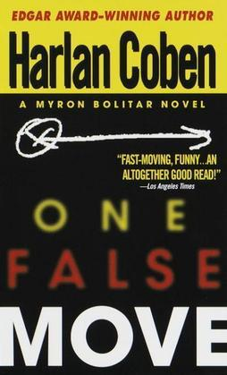 One False Move: A Myron Bolitar Novel