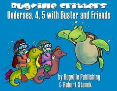 Undersea, 4, 5 with Buster and Friends. Numbers for Counting
