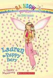 Pet Fairies #4: Lauren the Puppy Fairy: A Rainbow Magic Book