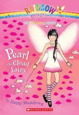 Weather Fairies #3: Pearl the Cloud Fairy: A Rainbow Magic Book