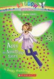Jewel Fairies #5: Amy the Amethyst Fairy: A Rainbow Magic Book
