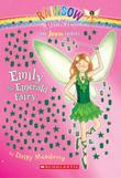Jewel Fairies #3: Emily the Emerald Fairy: A Rainbow Magic Book