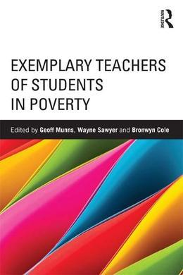 Exemplary Teachers of Students in Poverty