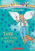 Ocean Fairies #4: Tess the Sea Turtle Fairy: A Rainbow Magic Book