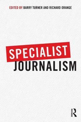 Specialist Journalism