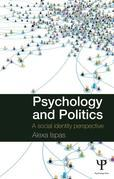 Ispas/ Psychology and Politics: A Social Identity Perspective
