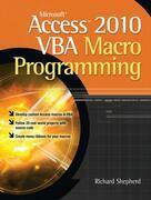 Microsoft Access 2010 VBA Macro Programming