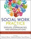 Social Work Practice with Groups, Communities, and Organizations: Evidence-Based Assessments and Interventions: Evidence-Based Assessments and Interve
