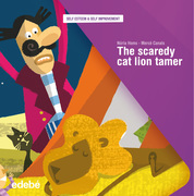A SCAREDY CAT LION TAMER