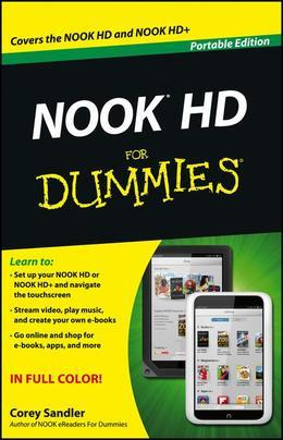 Nook HD for Dummies, Portable Edition