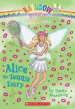 Sports Fairies #6: Alice the Tennis Fairy: A Rainbow Magic Book