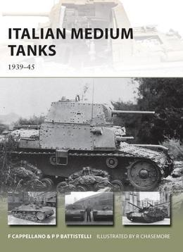 Italian Medium Tanks: 1939-45