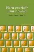 Para escribir una novela