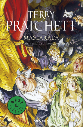 Terry Pratchett - Mascarada