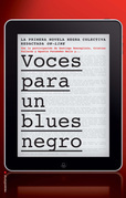 Voces para un blues negro