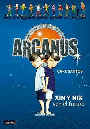 Xin y Nix ven el futuro