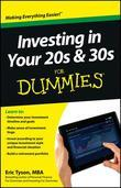 Investing in Your 20s &amp; 30s for Dummies