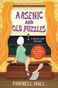 Parnell Hall - Arsenic and Old Puzzles