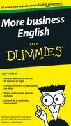 More business English para Dummies