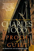 Charles Todd - Proof of Guilt